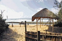 Mozambique: A Little Peek